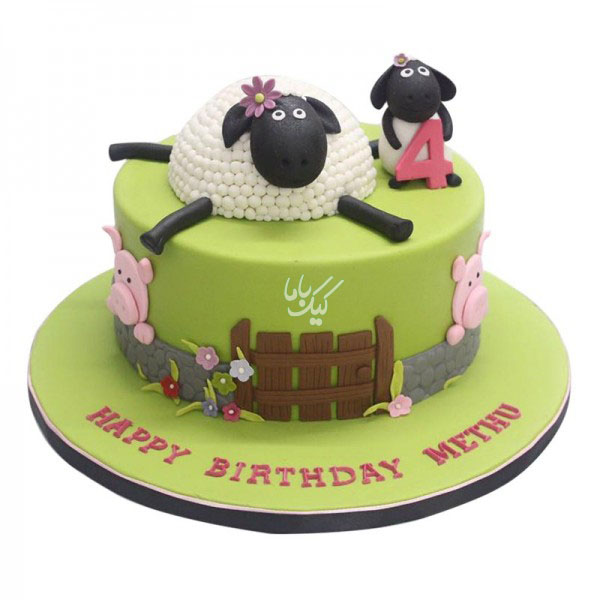 cute-shaun-the-sheep-cake-for-kids-www.cakebama.com
